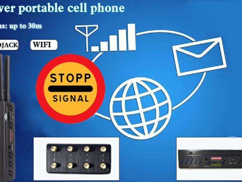 Little knowledge of signal jammer!