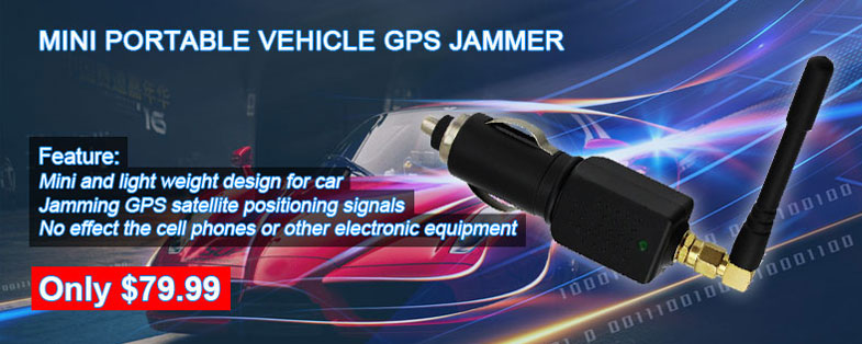 Portable jammers are popular because of their powerful functions