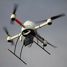Unmanned aerial vehicle cracked a major case of illegal drug delivery to drug rehabilitation center